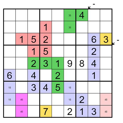 Sudoku Step 9