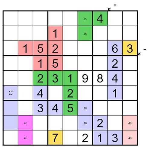 Sudoku Step 8
