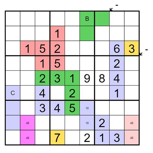 Sudoku Step 7
