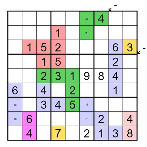 Sudoku Step 10