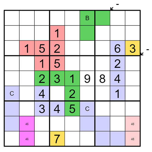 Sudoku Step 6
