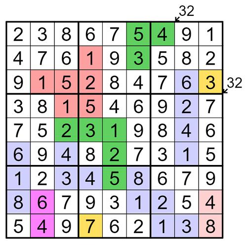 Sudoku Step 12